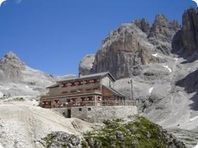 Rifugio alpino Pradidali